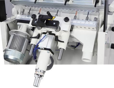 Отвод стружки, сверлильно-присадочный станок SCM (Италия) Startech 27