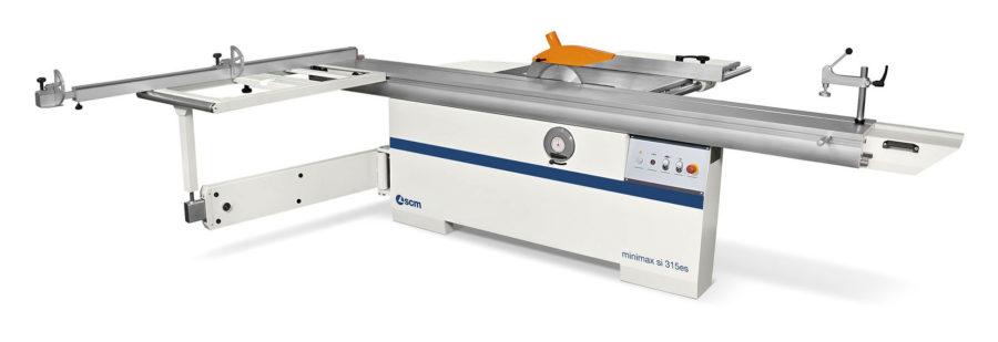 Специальное предложение на SCM Minimax SI 315 Elite S — форматно-раскроечный станок с наклоняемым пильным узлом по цене 5300 евро
